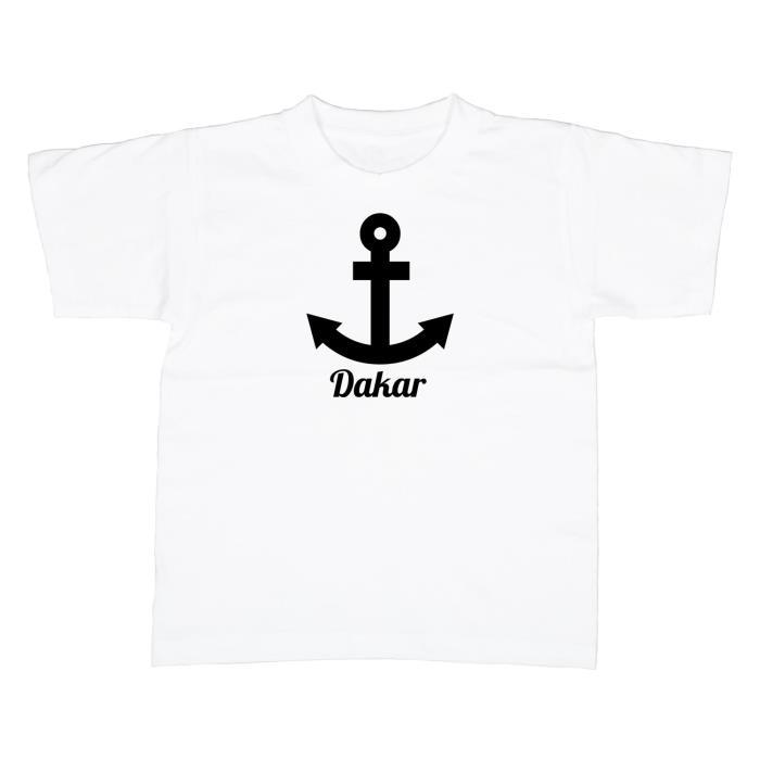 Damen-T-Shirt-Aarhus-Anker-Daenemark-Denmark-Urlaub