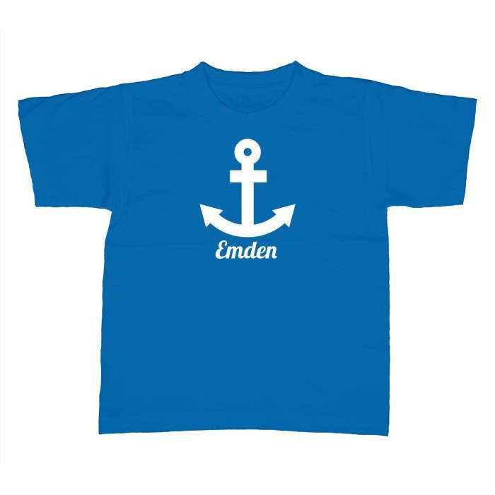 Herren-T-Shirt-Avignon-Anker-Frankreich-France-Urlaub