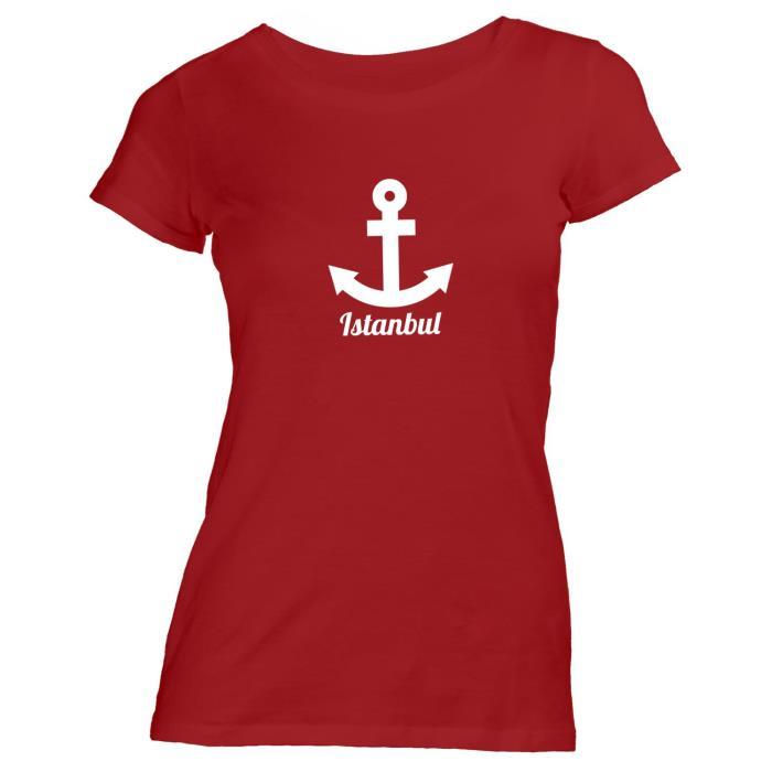 Kinder-T-Shirt-Helsingborg-Anker-Schweden-Sweden-Urlaub