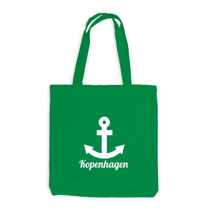Herren-T-Shirt-Kopenhagen-Anker-Daenemark-Denmark-Urlaub Indexbild 3